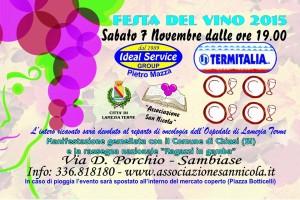 Locandina_Festa del vino 2O15