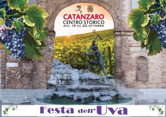 Festa dell'uva 2017 Catanzaro