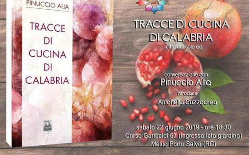 A Melito La Presentazione Del Libro Tracce Di Cucina Di Calabria Di Pinuccio Alia Strill Eat
